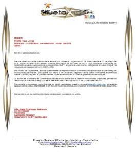 carta a la Ministra Cecilia Vaca Jones-SiluetaX-DianeRodriguez