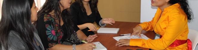 Reunion con el ministerio de relaciones Laborales sobre ley Orgánica deTrabajo