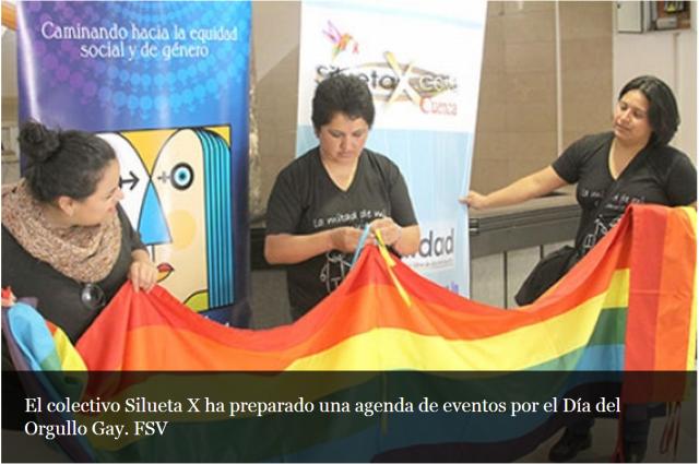 Eventos por el Día de las Diversidades Sexuales-Siluetax-DianeRodriguez