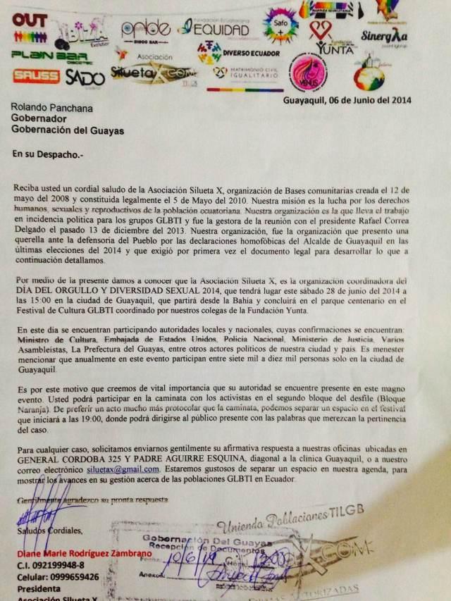invitacic3b3n-a-gobernador-del-guayas-al-orgullo-gay-2014-asociacic3b3n-silueta-x