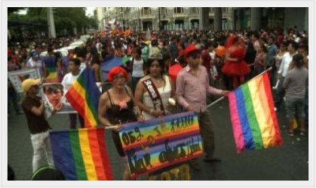 Invitan a Correa y Nebot a desfile del Orgullo y Diversidad Sexual-Siluetax-DianeRodriguez