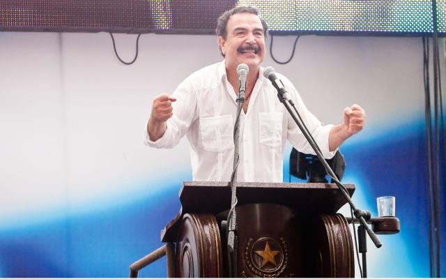 Marcha por Guayaquil 2010 - Jaime Nebot No est‡ solo