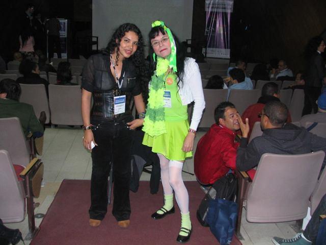 1er Encuentro de líderes LGBTI Políticos de latinoamerica y el Caribe - Diane Rodríguez (4)