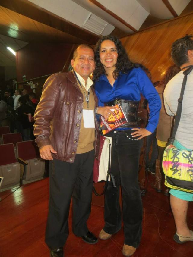 1er Encuentro de líderes LGBTI Políticos de latinoamerica y el Caribe - Diane Rodríguez (5)