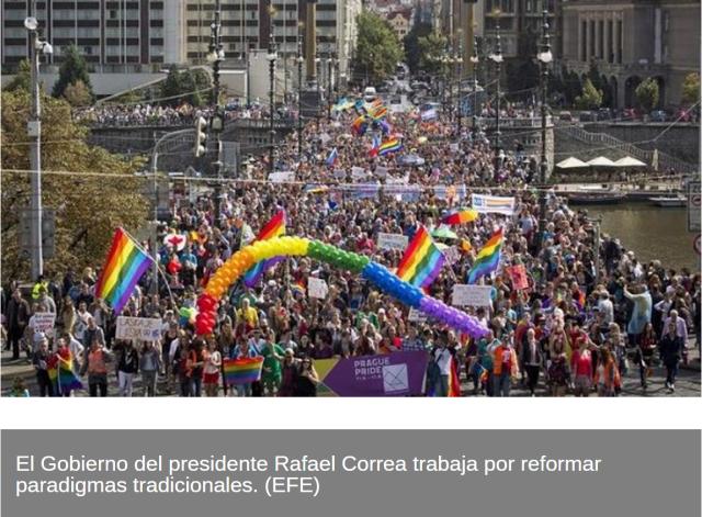 GLBTI de Ecuador aplauden que documento de identidad muestre estado civil-SiluetaX