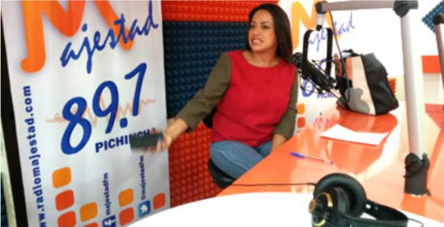 Paola Pabón El Objeto de reforma a Ley del Registro Civil no es lograr el matrimonio entre personas del mismo sexo