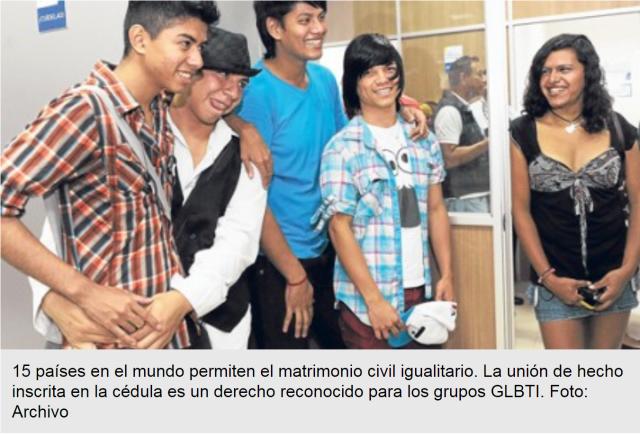 Para la Iglesia la unión civil GLBTI es un virus-SiluetaX