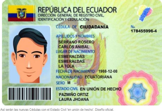 Uniones de hecho en Ecuador serán reconocidas en un registro especial-SiluetaX
