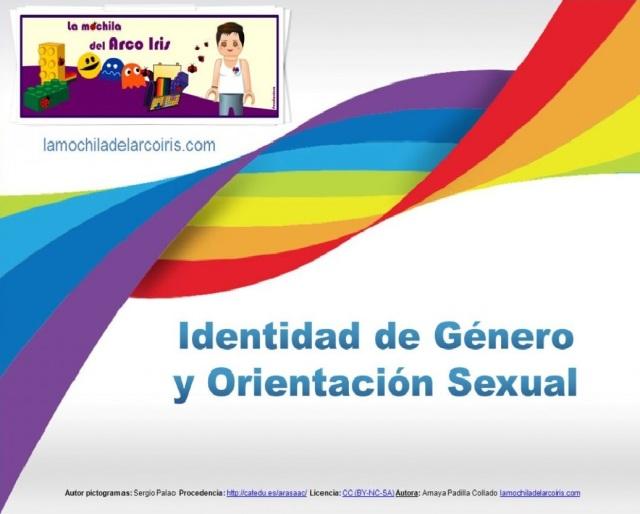 Guía práctica para explicar la Identidad de género y la Orientación sexual..