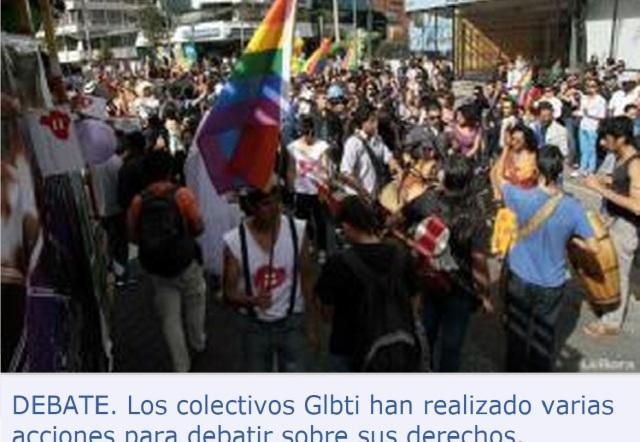 Controversia por presunta censura a temas Glbti- SiluetaX