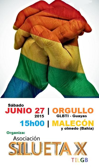 Orgullo Gay Ecuador LGBT 2015 -Organiza Asociación Silueta X (1)