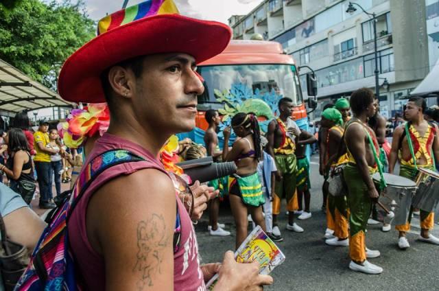 Orgullo LGBT Gay Ecuador Guayaquil 2015 - Asociación Silueta X (100)