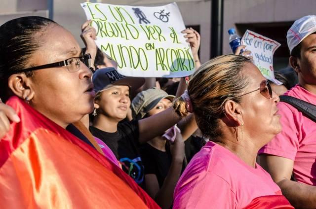 Orgullo LGBT Gay Ecuador Guayaquil 2015 - Asociación Silueta X (101)