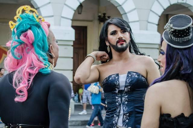 Orgullo LGBT Gay Ecuador Guayaquil 2015 - Asociación Silueta X (27)