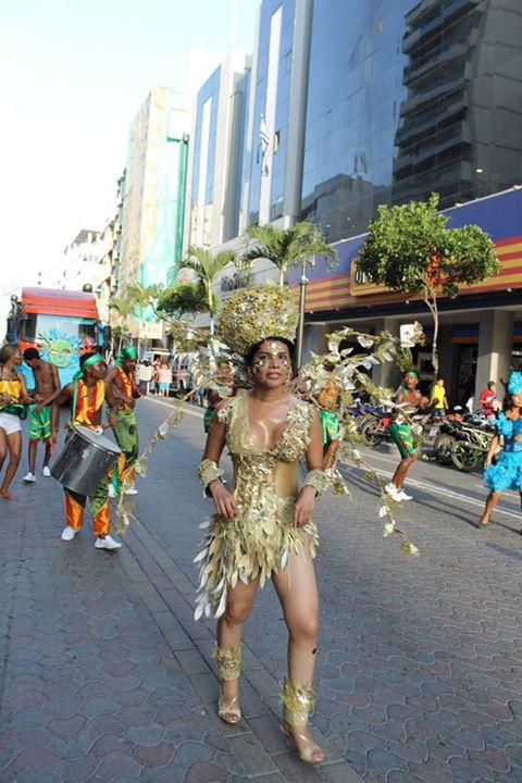 Orgullo LGBT Gay Ecuador Guayaquil 2015 - Asociación Silueta X con Diane Rodríguez DianeRodriguezz  (45)