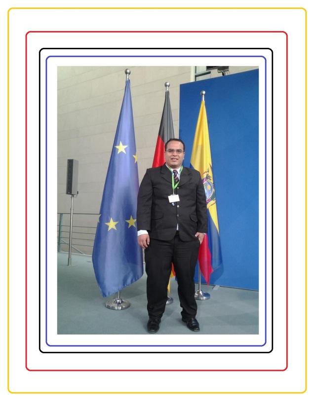 Economista Carlos Isaias Alvarez Pacheco