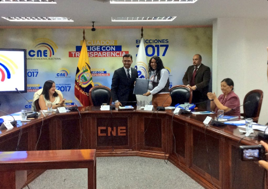 Federación de Organizaciones LGBTI logra acuerdos en favor de los LGBTI con el Consejo Nacional Electoral (12)