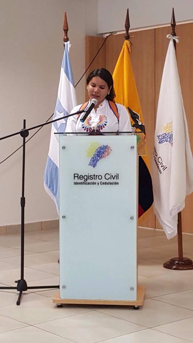 Transexuales logran la sustitución de sexo por genero en la cedula en Ecuador (19)