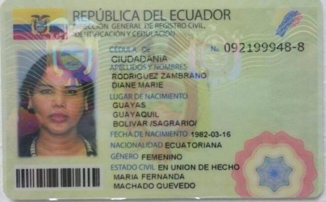 Transexuales logran la sustitución de sexo por genero en la cedula en Ecuador (24)