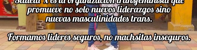 Nuevas masculinidades trans enEcuador