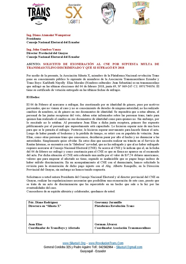 SOLICITUD-DE-EXONERACION-AL-CNE-POR-SUPUESTA-MULTA-DE-TRANSMASCULINO-DISCRIMINADO-Y-QUE-SI-SUFRAGO-EN-2018---Asociacion-SIlueta---Revolucion-Trans---Transmasculinos-Ecuador---Trans-001