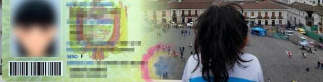 Primera niña transgénero en Ecuador expone discriminaciónlegal