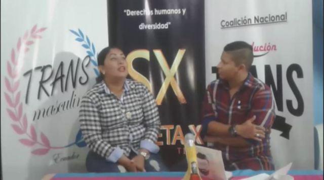 1 asociación transmasculinos ecuador - programa en vivo hombres trans - que son las chicas cisgeneros