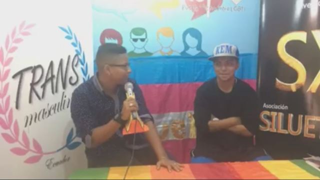 1 asociación transmasculinos ecuador - programa en vivo hombres trans - relaciones romanticas y sexuales de chicos trans ftm