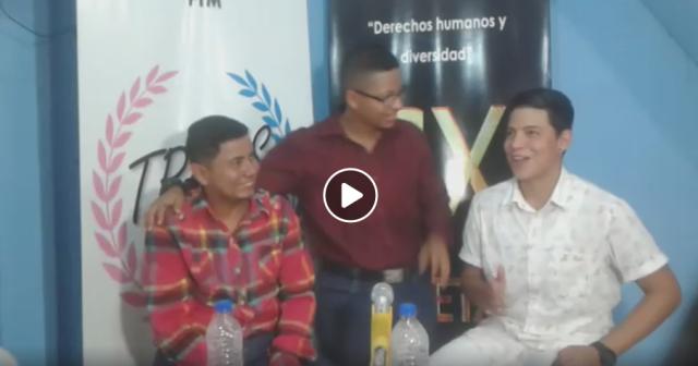 asociación transmasculinos ecuador hombres trans ftm - programa en vivo del 08 de enero 2019