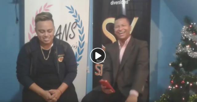 asociación transmasculinos ecuador hombres trans ftm - programa en vivo del 18 de diciembre 2018 de navidad