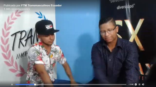 Asociacion transmasculinos Ecuador- programa ftm hombres trans- invitado elias- hombres con vaginas.png