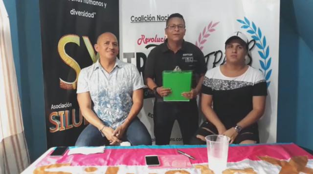 on line transmasculinos ecuador asociación - bandera glbti y significado de sus colores