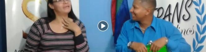 Programa Transmasculinos: Tema, Experiencias de una chica trans y un chico cisgénero ante lasociedad.