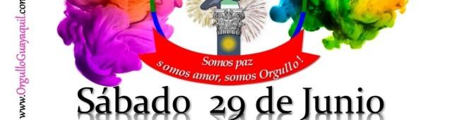 Fecha del Orgullo Guayaquil2019