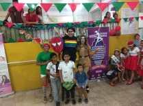Agasajo de niños con VIH - SIlueta X - Cámara LGBT - Transmasculinos Ecuador 2019 -niños enfermeddes catastroficas (49)
