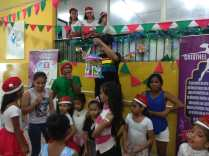 Agasajo de niños con VIH - SIlueta X - Cámara LGBT - Transmasculinos Ecuador 2019 -niños enfermeddes catastroficas (61)