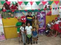 Agasajo de niños con VIH - SIlueta X - Cámara LGBT - Transmasculinos Ecuador 2019 -niños enfermeddes catastroficas - Diane Rdríguez (10)