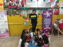 Agasajo de niños con VIH - SIlueta X - Cámara LGBT - Transmasculinos Ecuador 2019 -niños enfermeddes catastroficas - Diane Rdríguez (11)