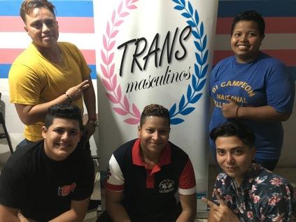 Asociación Transmasculinos Ecuador - Hombres trans FTM - Taller terapia hormonal y peligros (1)