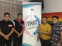 Asociación Transmasculinos Ecuador - Hombres trans FTM - Taller terapia hormonal y peligros (13)
