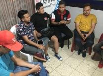 Asociación Transmasculinos Ecuador - Hombres trans FTM - Taller terapia hormonal y peligros (2)