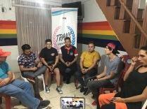 Asociación Transmasculinos Ecuador - Hombres trans FTM - Taller terapia hormonal y peligros (7)