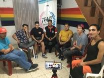 Asociación Transmasculinos Ecuador - Hombres trans FTM - Taller terapia hormonal y peligros (8)