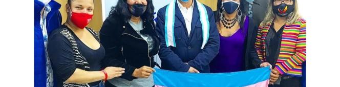 Población Trans se reúne con Director Nacional del RegistroCivil