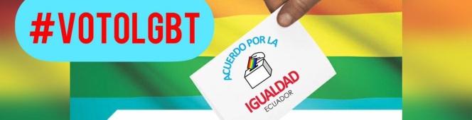 1era Encuesta Nacional de Intención del #VOTOLGBT #EleccionesEcuador2021