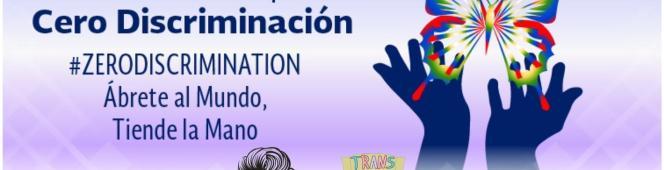 1 de Marzo Dia Internacional para la CeroDiscriminación
