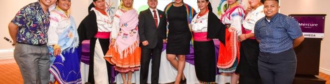 Cámara LGBT de Ecuador pide incorporar sus negocios a planes dereactivación